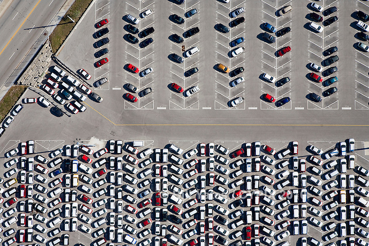 STS; Southeast Transportation System; Southeast Toyota Vehicle Processing Center; Southeast Toyota Distributers; Westlake; JaxPort; Tallyrand;Jacksonville; Florida helicopter aerial