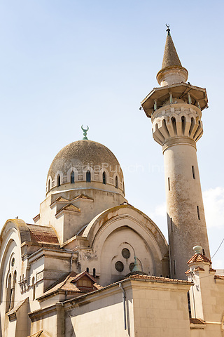 Mahmudiye Mosque, Constanta, Romania   June 2015<br /> CAP/MEL<br /> &copy;MEL/Capital Pictures /MediaPunch ***NORTH AND SOUTH AMERICA ONLY***