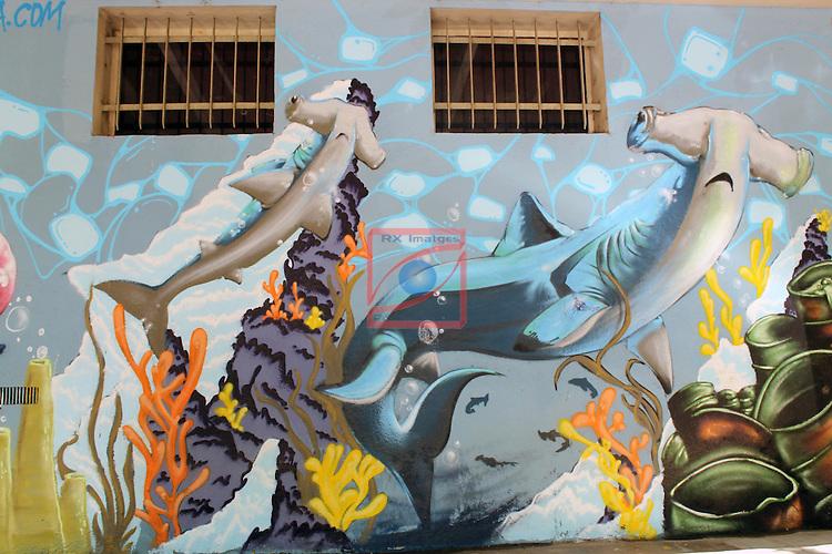 Street Art-Graffittis.<br /> Sabadell - Les Termes.