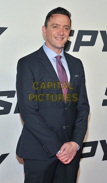 New York,NY-June 1: Peter Serafinowicz attends the 'Spy' New York Premiere at AMC Loews Lincoln Square on June 1, 2015 in New York City. <br /> CAP/MPI/STV<br /> &copy;STV/MPI/Capital Pictures