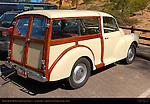Morris Minor 1000 Traveller Estate Wagon, Sunrise Point, Bryce Canyon National Park, Utah