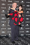"""Alec Baldwin and his wife Hilaria Thomas  attends the """"ICON Magazine AWARDS"""" Photocall at Italian Consulate in Madrid, Spain. October 1, 2014. (ALTERPHOTOS/Carlos Dafonte)"""