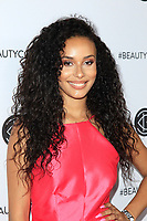 LOS ANGELES - AUG 12: Breah Hicks at the 5th Annual BeautyCon Festival Los Angeles at the Convention Center on August 12, 2017 in Los Angeles, California