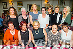 Enjoying a Girls night on Friday night at Cassidy;s   l-r  Lisa Downey, Christina Downey, Catherine White Junior, Catriona Turner and Joanne Walsh. Back l-r  Elaine O'Connell, Agnes O'Connell, Bernie Scanlon, Carol Power, Shauna Couri, Sarah Collins and Mairead O'Mahony