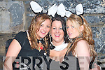 BUNNY GIRLS: Niamh Griffin, Michelle Tydings and Linda Blake at the New Year's Eve fancy dress party in the Exchange Bar, Ballybunion, on Monday night.   Copyright Kerry's Eye 2008