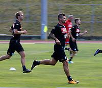 durante il  ritiro precampionato del SSC Napoli a Dimaro<br />  05 Luglio  2017