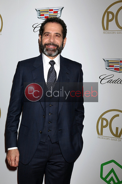 Tony Shalhoub<br /> at the 2019 Producer's Guild Awards, Beverly Hilton Hotel, Beverly Hills, CA 01-19-19<br /> David Edwards/DailyCeleb.com 818-249-4998