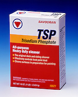TRISODIUM PHOSPHATE (TSP)<br /> Na3PO4 (TSP) Is An Industrial Cleaner<br /> TSP contains the anion of a polyprotic acid.