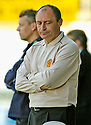 09/09/2006        Copyright Pic: James Stewart.File Name : jspa22_motherwell_v_ict.A DEJECTED MAURICE MALPAS CAN'T BEAR TO WATCH AS HIS SIDE GO DOWN TO ANOTHER HOME DEFEAT.....Payments to :.James Stewart Photo Agency 19 Carronlea Drive, Falkirk. FK2 8DN      Vat Reg No. 607 6932 25.Office     : +44 (0)1324 570906     .Mobile   : +44 (0)7721 416997.Fax         : +44 (0)1324 570906.E-mail  :  jim@jspa.co.uk.If you require further information then contact Jim Stewart on any of the numbers above.........