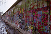 'Graffiti VII' - Berlin Wall west zone.18 November 1989