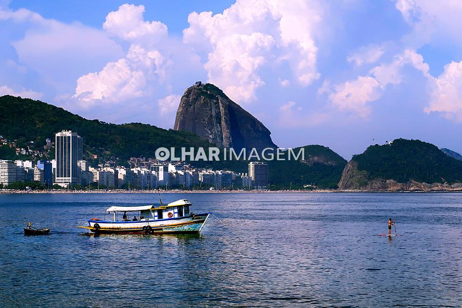 Praia de Copacabana, Rio de Janeiro. 2019. Juca Martins.