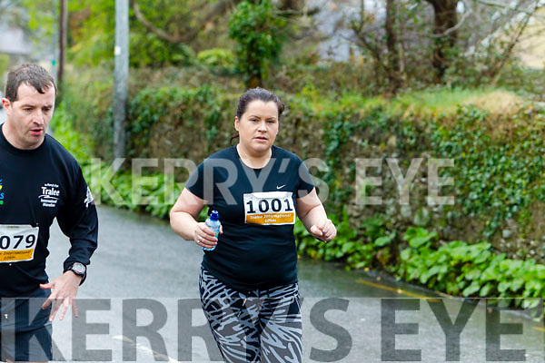 Brenda Baker runners who took part in the 5k and 10k at the Kerry's Eye Tralee International Marathon on Saturday last.