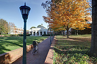 The UVa Law School and school of law at the University of Virginia. Photo/Andrew Shurtleff Photography, LLC