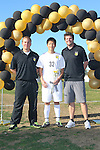 Palos Verdes, CA 02/09/12 - Hee Chang Yang (Peninsula #32) during the open ceremony on parents' day.