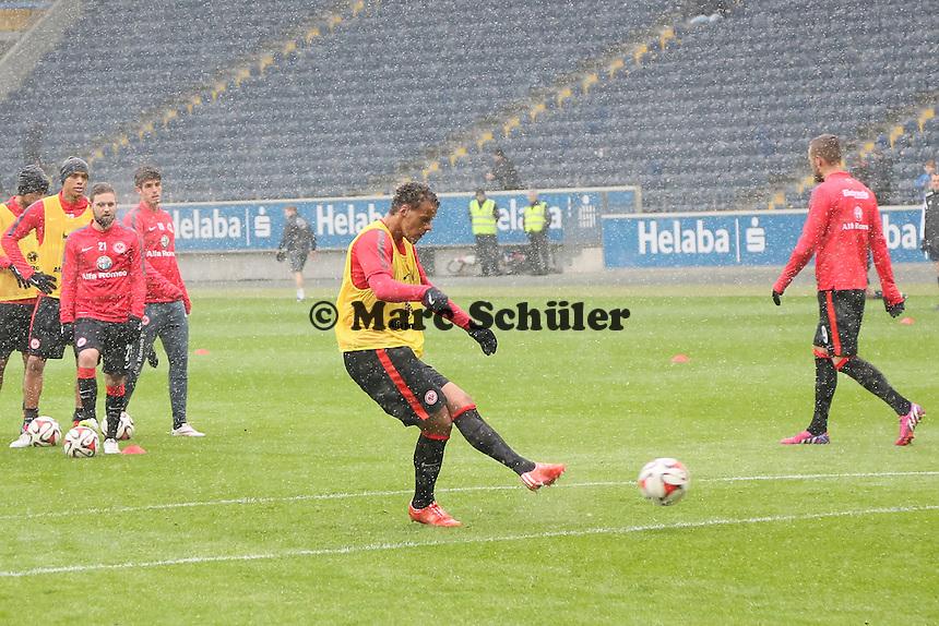 Timothy Chandler (Eintracht) - Eintracht Frankfurt vs. Servette Genf, Commerzbank Arena