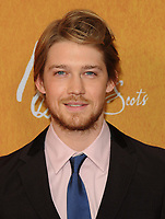 NEW YORK, NY - December 4: Joe Alwyn attends the 'Mary Queen of Scots' New York Premiere at the Paris Theater on December 4, 2018 in New York City.<br /> CAP/MPI/JP<br /> &copy;JP/MPI/Capital Pictures