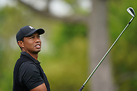 Tiger Woods (USA) on the 3rd tee during the 2nd round at the PGA Championship 2019, Beth Page Black, New York, USA. 18/05/2019.<br /> Picture Fran Caffrey / Golffile.ie<br /> <br /> All photo usage must carry mandatory copyright credit (&copy; Golffile | Fran Caffrey)