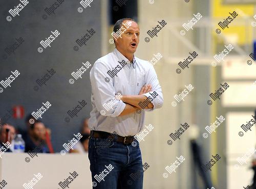 2013-09-10 / Basketbal / seizoen 2013-2014 / Kangoeroes Willebroek / Tom Poppe<br /><br />Foto: Mpics.be