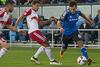 San Jose Earthquakes vs New York Red Bulls, April 13, 2016