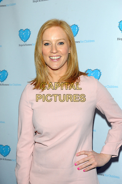 LONDON, UK - MARCH 03 - Sarah Jane Mee attends a screening of 'A Home for Mirela' a documentary about Romanian orphans by Natalie Pinkham at Vue West End on March 3, 2014 in London, England.<br /> CAP/CJ<br /> &copy;Chris Joseph/Capital Pictures