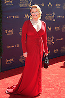 PASADENA - APR 30: Judi Evans at the 44th Daytime Emmy Awards at the Pasadena Civic Center on April 30, 2017 in Pasadena, California