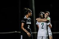 FORT MYERS, FL, 15.10.2018 – FGCU-WEBBER – Jogadora Holly Fritz da FGCU comemora seu gol, durante partida válida pela temporada 2018 da NCAA, no Estádio da FGCU Soccer Complex, na noite desta segunda-feira (15). (Foto: Jayson Braga / Brazil Photo Press)