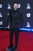 14 November 2019 - Las Vegas, NV - Luis Fonsi. 2019 Latin Grammy Awards Red Carpet Arrivals at MGM Grand Garden Arena. Photo Credit: MJT/AdMedia