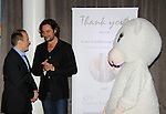 Nick Katsoris & Constantine Maroulis - Bold and the Beautiful - American Idol sings at The Loukoumi Make a Difference Foundation  - A Celebration 10 years in the Making - Dance Party and Make a Difference Awards on June 17, 2015 at Lake Isle Country Club, Eastchester, New York. (Photos by Sue Coflin/Max Photos)