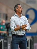 Trainer Adi Hütter (Eintracht Frankfurt) - 26.05.2020 Fussball 1.Bundesliga Spieltag 28, Eintracht Frankfurt  - SC Freiburg emspor, <br /> <br /> Foto: Jan Huebner/Pool/ Via Marc Schueler/Sportpics.de<br /> (DFL/DFB REGULATIONS PROHIBIT ANY USE OF PHOTOGRAPHS as IMAGE SEQUENCES and/or QUASI-VIDEO), Editorial use only. National and International News Agencies OUT