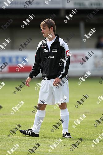 2009-07-19 / voetbal / seizoen 2009-2010 / Heikant / Filip Thys..Foto: Maarten Straetemans (SMB)