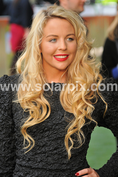 **ALL ROUND PICTURES FROM SOLARPIX.COM**                                             **WORLDWIDE SYNDICATION RIGHTS**                                                                                  Caption: UK film premiere of Gnomeo and Juliet at Odeon Leicester Square, London, UK. 30 January 2011                                                                             This pic: Lydia Bright                                                                             JOB REF: 12732 MSR       DATE:  30_01_2011                                                          **MUST CREDIT SOLARPIX.COM OR DOUBLE FEE WILL BE CHARGED**                                                                      **MUST AGREE FEE BEFORE ONLINE USAGE**                               **CALL US ON: +34 952 811 768 or LOW RATE FROM UK 0844 617 7637**