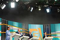 SÃO PAULO, SP, 09.09.2018 - ELEIÇÕES-2018 - A candidata  Marina Silva (Rede) à presidência durante o debate entre candidatos à presidência do Brasil na GAZETA (Fundação Cásper Líbero), neste domingo, 09, em São Paulo. (Foto: Anderson Lira/Brazil Photo Press)