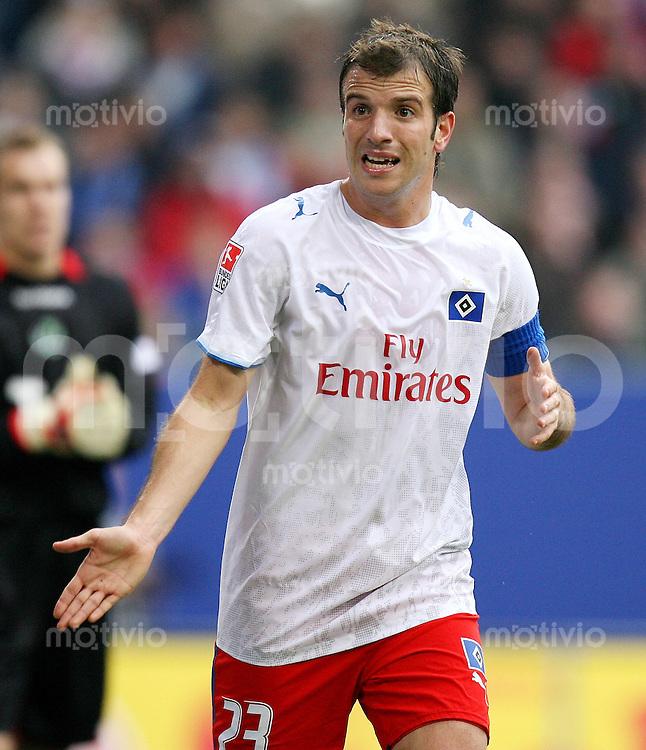 Fussball  1. Bundesliga  Saison 2006/2007 Rafael VAN DER VAART (Hamburger SV)