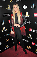 Fancy Alexandersson at the Ultimate Boxxer III professional boxing tournament, indigO2 at The O2, Millennium Way, Greenwich, London, England, UK, on Friday 10th May 2019.<br /> CAP/CAN<br /> &copy;CAN/Capital Pictures
