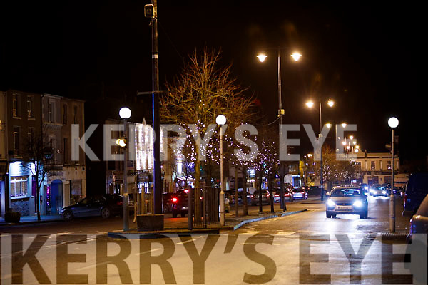 Christmas Lights in Castleisland.