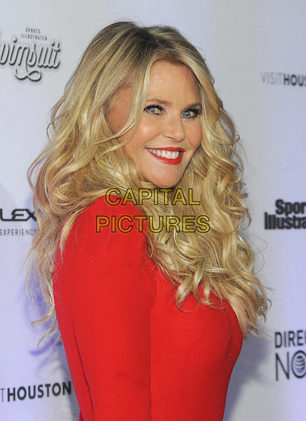 NEW YORK, NY - FEBRUARY 16: Christie Brinkley attends the Sports Illustrated Swimsuit 2017 launch event at Center415 Event Space on February 16, 2017 in New York City. <br /> CAP/MPI/JP<br /> &copy;JP/MPI/Capital Pictures