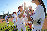 Stanford Softball vs Cal Poly, March 12, 2017