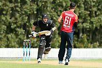 The 2nd Twenty20 International match between the New Zealand XI and England at Bert Sutcliffe Oval in Lincoln, New Zealand on Tuesday, 29 October 2019. Photo: Martin Hunter / lintottphoto.co.nz