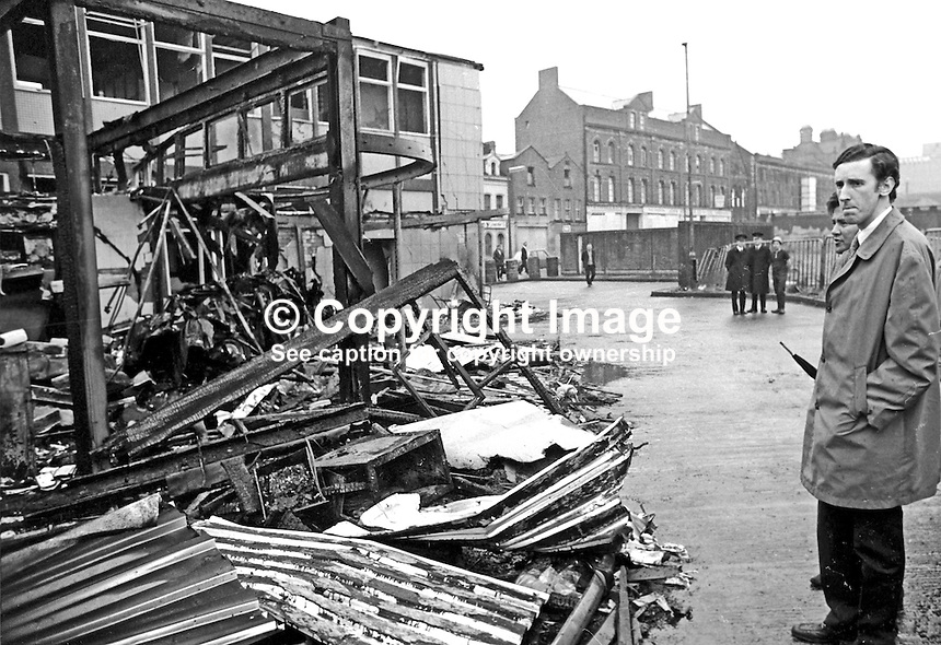 Belfast Bus Station Car Park