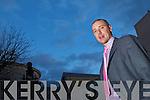 Kerry full forward Kieran Donaghy .