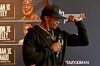 Anthony Yarde during a Press Conference at the Town Hall & Apartments, Bethnal Green on 9th September 2020