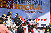 IMSA WeatherTech SportsCar Championship<br /> Advance Auto Parts SportsCar Showdown<br /> Circuit of The Americas, Austin, TX USA<br /> Saturday 6 May 2017<br /> 38, ORECA, ORECA FLM09, PC, James French, Patricio O'Ward<br /> World Copyright: Richard Dole<br /> LAT Images<br /> ref: Digital Image RD_COTA_17346