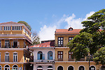 Casco Viejo, Altstadt, Old town, Panama City