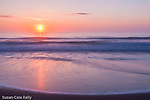 Sunrise at Nauset Light Beach, Cape Cod National Seashore, Eastham, Massachusetts, USA