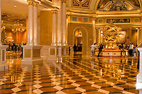 RD-Venetian Lobby & Great Hall, Las Vegas, Nevada