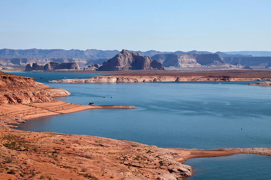 Lake Powell, Arizona, USA