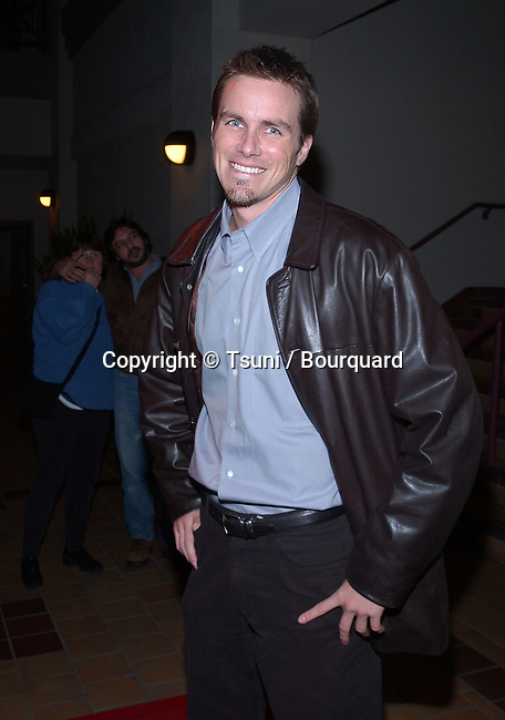 Brody Hurzler arriving at the premiere of Totally Blonde at the Laemmle's Sunset 5 in Los Angeles. December 17, 2001.           -            HuztlerBrody01.jpg