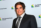 David Copperfield arrives for the formal Artist's Dinner honoring the recipients of the 42nd Annual Kennedy Center Honors at the United States Department of State in Washington, D.C. on Saturday, December 7, 2019. The 2019 honorees are: Earth, Wind & Fire, Sally Field, Linda Ronstadt, Sesame Street, and Michael Tilson Thomas.<br /> Credit: Ron Sachs / Pool via CNP