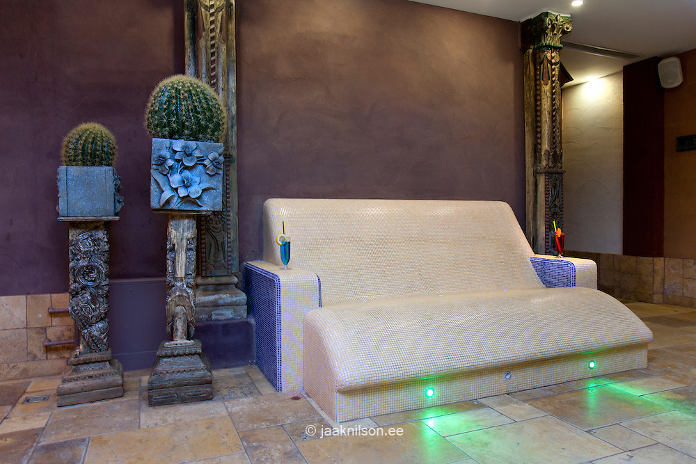Phenomenal Steam Lighted Sauna Room Heated Stone Lounge Chairs And Machost Co Dining Chair Design Ideas Machostcouk