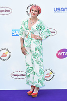 Lucy Safarova<br /> arriving for the Tennis on the Thames WTA event in Bernie Spain Gardens, South Bank, London<br /> <br /> ©Ash Knotek  D3412  28/06/2018